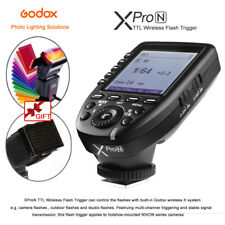 Godox XProN TTL Wireless Flash Trigger Fr Nikon D7100 D7000 D5200 D810 D750 D610