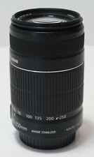 Canon Zoom Lens EF-S 55-250mm 4-5.6 IS II