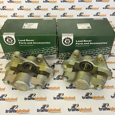 Range Rover Classic 87-94 Pair of Rear Brake Calipers - Bearmach RTC5889 RTC5890