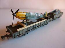 ROCO Set Vagones Luftwaffe Stukas Artesanales