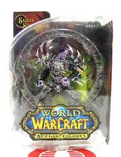 World of Warcraft Action Figure Skeeve Shadowblade Dc Unlimited Nib