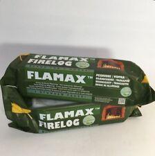25x BIO FLAMAX Kamin Starter Anzünder Öko-Kaminscheit Kaminholz 0,9 kg
