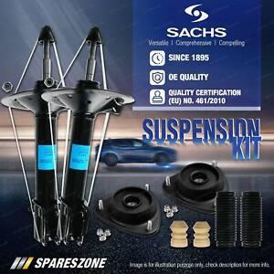 Front Sachs Shock Absorber Mount Bump Stop Kit for Volvo S70 V70 Sedan Wagon