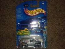 HOT WHEELS 1956 FORD PANEL WORK CREWSERS