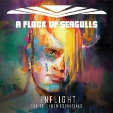 a Flock of Seagulls Inflight The Extended Essentials CD 10 Track Rerecording