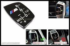 M Shift Knob Emblem Badge For BMW F10 F11 F20 F30 F31 F01 F02 F07 F34 E70 E71 X5