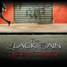 Night Tales by The BLACK RAIN (CD/SEALED - Atomic Stuff 2012) HARD ROCK
