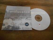CD Klassik Derek Jarman/Donna McKevitt - Translucent (4 Song) Promo TELDEC cb
