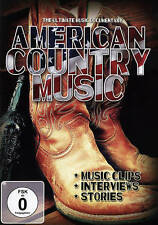 AMERICAN COUNTRY MUSIC NEW DVD