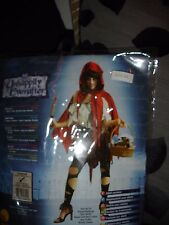 "Brand new Fancy Dress Costume ""Lil Dead Riding Hood """