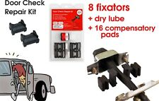 Door Check Repair Kit Stay Strap Stopper Replace for Toyota and Lexus (4 doors)