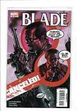 Blade (vol 2) # 12 signed by Marko Djurdjevic