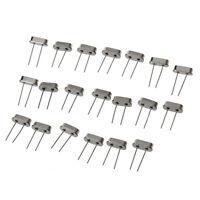 20pcs 16mHz Crystal Oscillators HC49S Quartz Low Profile rc pi arduino X7Q8
