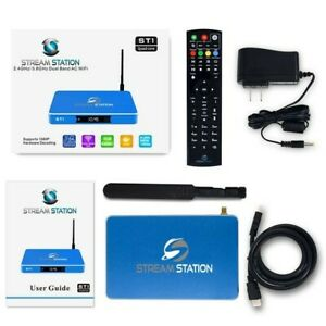 Station ST1 Brand New Streaming Device with Live TV