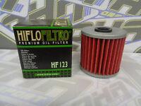 NEW Hiflo Oil Filter HF123 for Kawasaki KLR250 KLR 250 1984-2005
