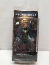 "NECA Prometheus Sean Fifield Alien Action Figure Movie Toy 7"" Sick Infected"
