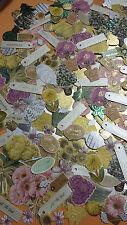 Premium Lote De 50 Adornos Scrapbooking Artesanía Cardmaking Toppers