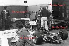 Graham Hill Embassy Racing Shadow DN1 Dutch Grand Prix 1973 Photograph 1