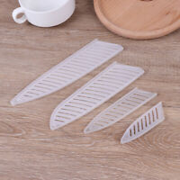 4pcs Kitchen Knife Blade Protector Cover fit Knife 3 5 7 8 inch BHFFS