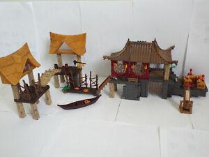Mega Bloks Pirates des caraïbes 1064 – Singapore escape