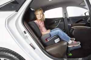 Kneeguard Kids - die Fußstütze für den Kindersitz / Autositz