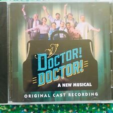 Doctor! Doctor! A New Musical (CD) Original Cast Recording Play Soundtrack - NEW