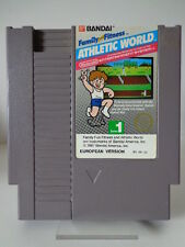 Jeu NES-Family Fun Fitness Athletic World (PAL) (Module) 10631157