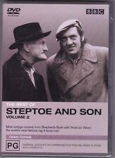 Steptoe & Son - The Best Of - Vol 2 - DVD (Brand New Sealed) Region 4