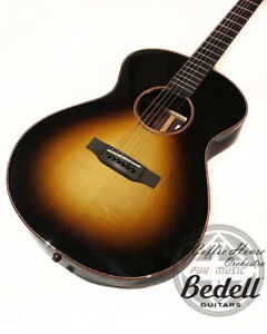 Bedell Coffee House Orchestra Adirondack spruce & Indian rosewood Guitar pickup