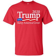 Donald Trump 2020 Adult T-shirt