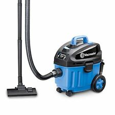 Vacuum for Wet and Dry Cleaning 2 Stage Industrial Motor 5 Peak HP 4 Gallon