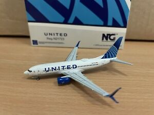 United 737-700 1:400 (Reg N21723) NG77003 NG Models