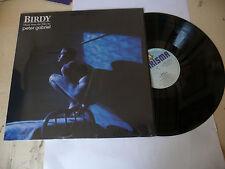 "PETER GABRIEL"" BIRDY-disco 33 giri CHARISMA italy 1985"" OST_PERFETTO"