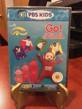 Teletubbies - Go! Exercise with the Teletubbies (DVD, 2005)Factory Sealed
