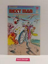 Next Man #4 - Comico August 1985 - NM range