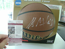 Shabazz Muhammad UCLA Bruins Signed NCAA Wilson Basketball NBA JSA G92801
