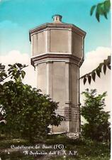 4   -   Castelluccio dei Sauri ( FG )  -  Il Serbatoio dell' E. A. A. P.