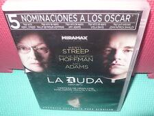 LA DUDA - MERYL STREEP - PHILIP SEYMOUR HOFFMAN