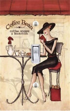 COFFEE SHOPPE SWITCHPLATE COVER