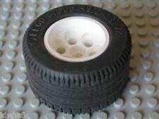 LEGO Mindstorms Technic Wheel & Tire Set 49.6 x 28 VR Parts 6594 & 6595