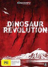 Dinosaur Revolution (Blu-ray, 2012) New Sealed Region B