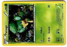 PROMO POKEMON MAC DO 2012 MCDONALD'S (BW) CARD HOLO N°  2/12 PANSAGE
