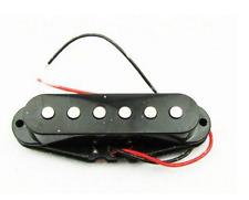 Neuf -  pickup bridge STRATOCASTER single-coil - Céramique- black pour STRAT