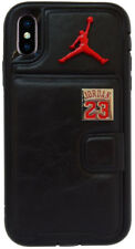 3D Jordan leather Wallet Case (drop proof & shockproof) for iPhone Xs Max