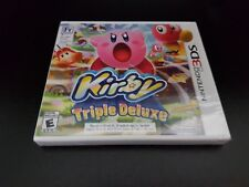 Kirby: Triple Deluxe [3DS] [Nintendo 3DS] [2014] [Brand New Factory Sealed!]