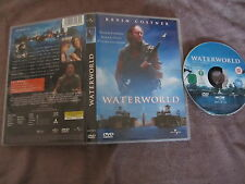 Waterworld de Kevin Reynolds avec Kevin Costner, DVD, SF/Action
