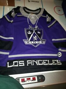 Los Angeles Kings purple jersey XXL NHL