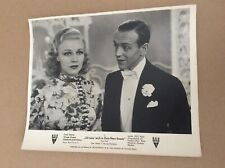 Ich tanz mich in dein Herz hinein (Kinofoto '50) - Fred Astaire / Ginger Rogers