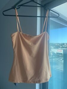 KOOKAI Singlet Top, Orange, (size 1)