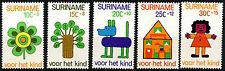 Suriname 1973 SG#756-760 Child Welfare MNH Set #D34469